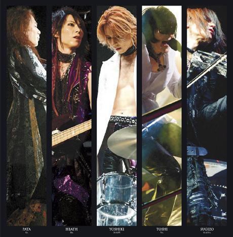 X JAPAN、3年4カ月ぶりに新曲リリース アニメ映画「ブッダ」主題歌