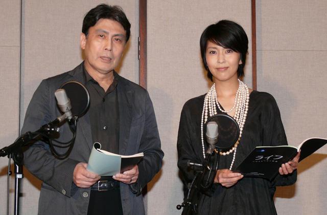 松本幸四郎&松たか子、親子でナレーション初共演