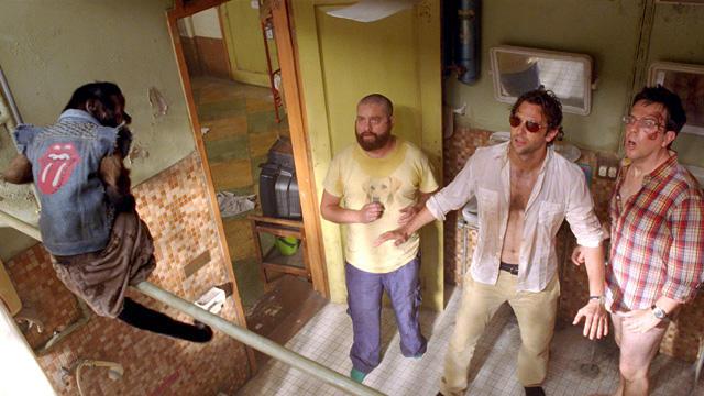 「ハングオーバー」第2弾、コメディ映画の新記録を樹立