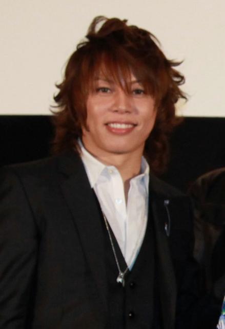 TM西川「今こそ日本がひとつになるため」映画主題歌に熱い思い