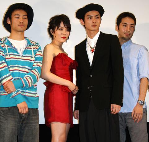高良健吾&鈴木杏、廣木監督に感謝しきり