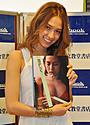 人気モデルLiv、ヌード挑戦! 初めての沖縄を満喫