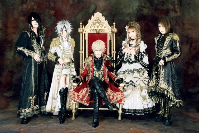 「Versailles」、日本版「トワイライト」主題歌に新曲2曲を書き下ろし