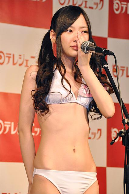 """""""新""""日テレジェニック6人、壇上で全員号泣 - 画像3"""