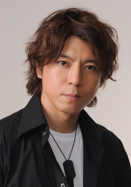 上川隆也、劇場版「ナルト」第8弾でナゾの忍者マロイ役に