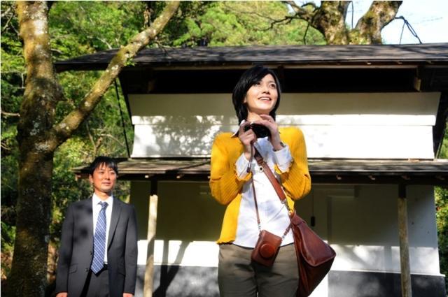 遠藤久美子「五日市物語」で2年ぶりの映画主演
