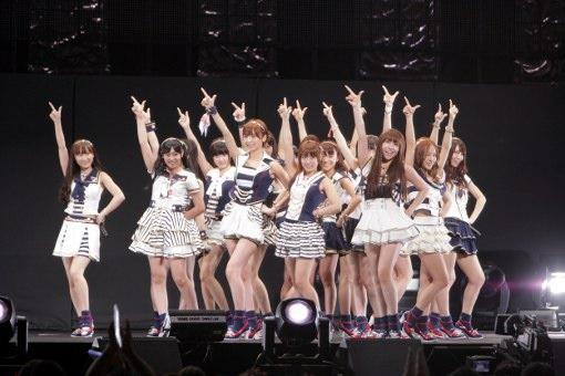 AKB48、思い出の武道館で献血呼びかけ