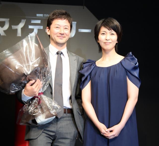 浅野忠信、松たか子と1年8カ月ぶりの再会に「ホッとする」