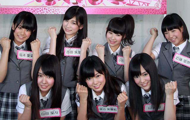 「NMB48」関東初レギュラーは「AKB48の努力のおかげ」