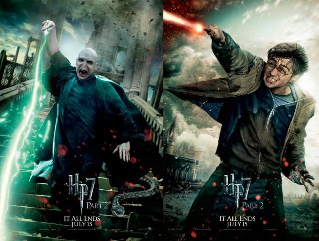 """「ハリポタ」""""最後の""""予告、ハリーの姿を第1作から全網羅"""