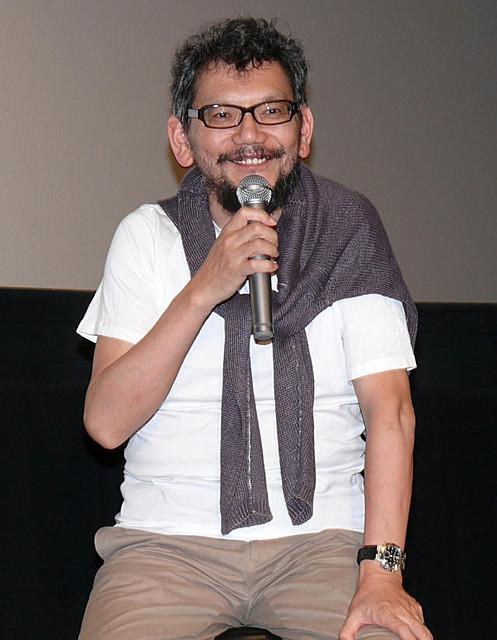 庵野秀明、実写初プロデュース「監督失格」の舞台裏語る