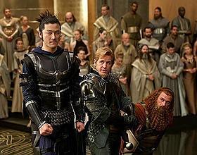 浅野忠信はソーを守る三銃士のひとりとしてアクションにも挑戦「マイティ・ソー」