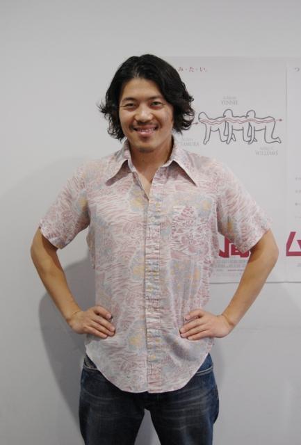 「ムカデ人間1号」北村昭博、目指すは「打倒ハリウッド!」