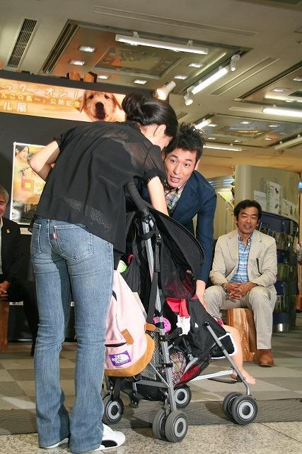 佐藤隆太、石原都知事の飛び入り参加に動揺 - 画像4