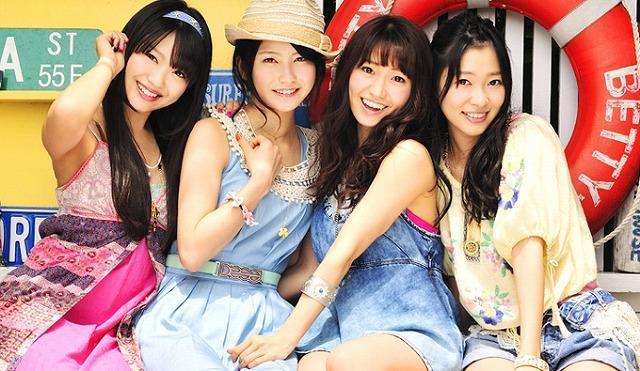 AKB人気ユニット「Not yet」、米アニメ映画吹き替え版の主題歌を担当