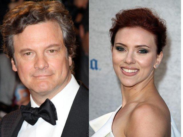 ダニー・ボイル、新作にコリン・ファース&スカーレット・ヨハンソンを希望