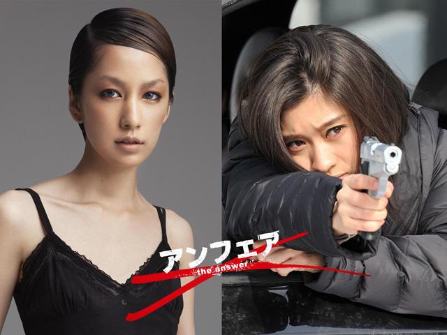 中島美嘉、篠原涼子と初タッグ 「アンフェア」主題歌を書き下ろし