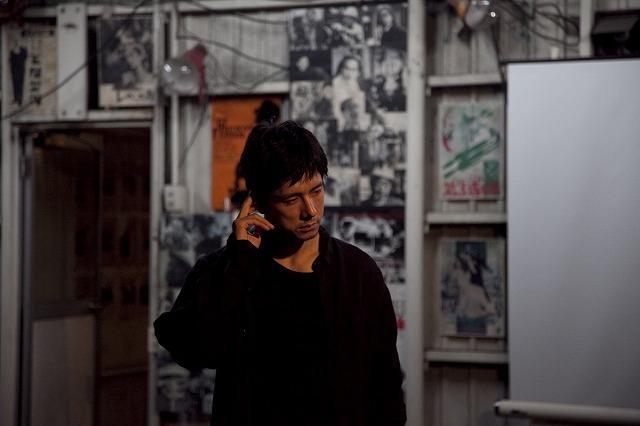 西島秀俊主演作、ベネチア映画祭オリゾンティ部門オープニング作品に