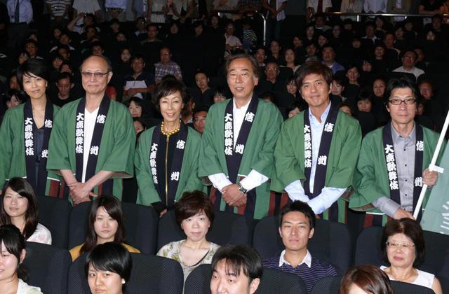 闘病中の原田芳雄「階段が多いから」主演作初日挨拶を欠席