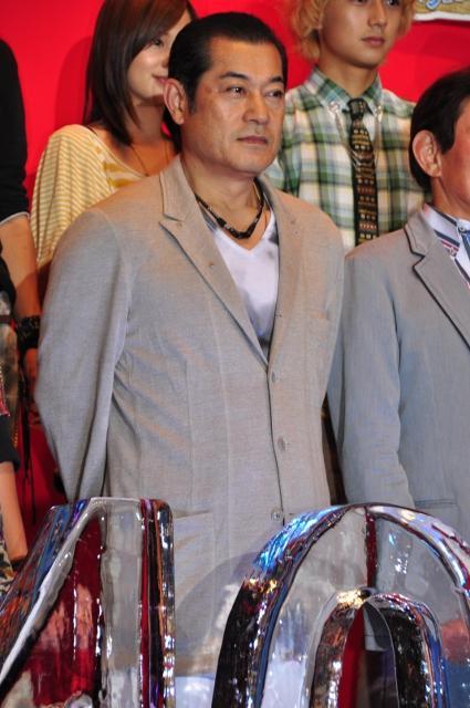 松平健「オーズ」でサンバ披露 「時代劇知ってもらうきっかけに」