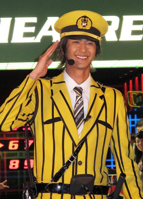 香取慎吾「とっても幸せな気分」亀有で1日10回舞台挨拶