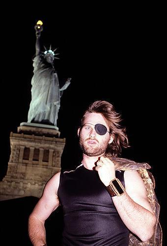 リメイク企画が進まない「ニューヨーク1997」