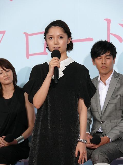 櫻井翔、リムジンに舞い上がる「神様のカルテ」完成披露 - 画像7