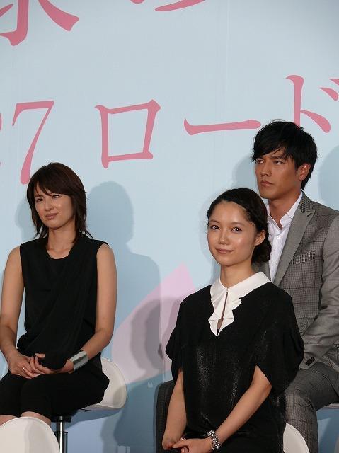 櫻井翔、リムジンに舞い上がる「神様のカルテ」完成披露 - 画像16