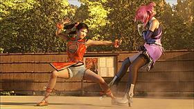 初公開となったシャオユウとアリサの大バトル!「鉄拳 ブラッド・ベンジェンス」