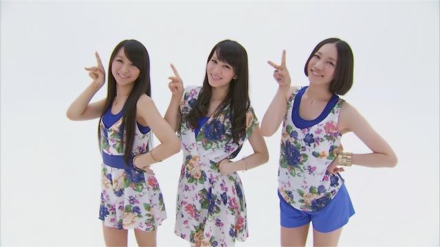 Perfume、念願の映画CMに出演!