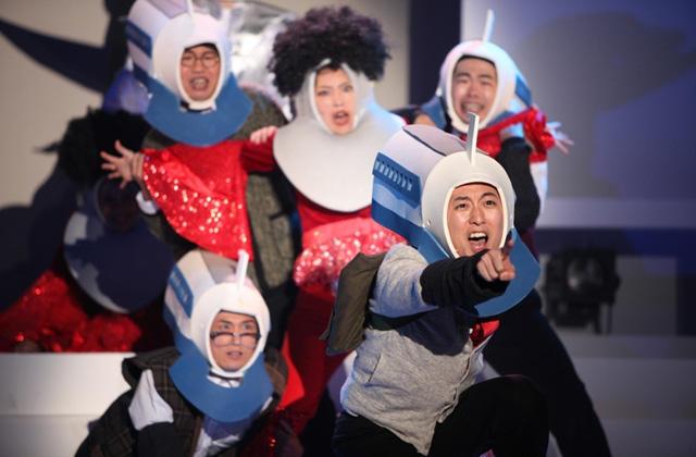 福岡の劇団「ギンギラ太陽's」代表作、45分に再構成し劇場公開