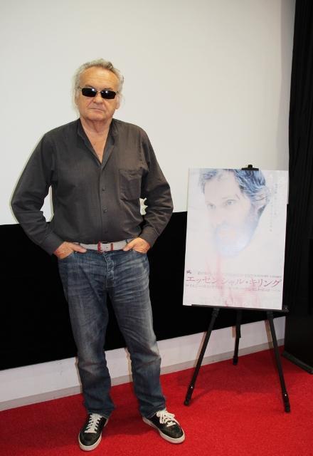 スコリモフスキ監督、V・ギャロ主演の最新作に「これまでで1番」と自信