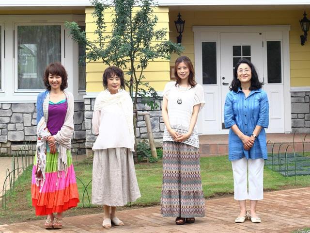 吉行和子主演「シェアハウス」湘南・葉山でクランクアップ