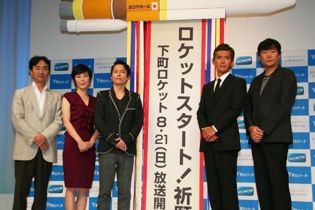 三上博史、渡部篤郎と15年ぶり共演「あのころはガキンチョ」