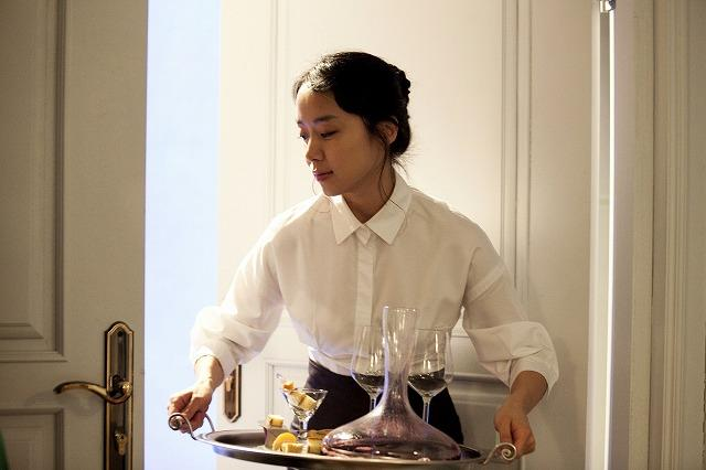 韓国発、衝撃の官能サスペンスが公開 メイド役のカンヌ受賞女優が語る