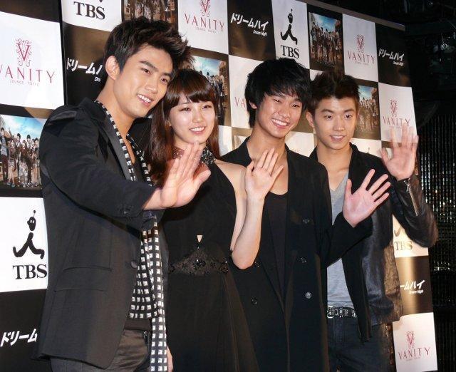 「2PM」チャン・ウヨン、ヨン様と握手し「パワーを感じた」