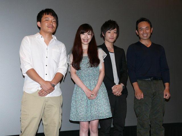 小野まりえ、ホラー映画主演なのに「怖くて本編見ていない」
