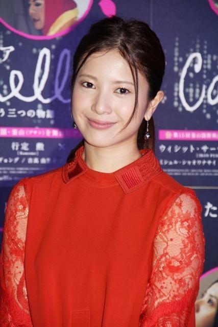 吉高由里子、行定監督作で初の海外進出 韓国人との愛描く