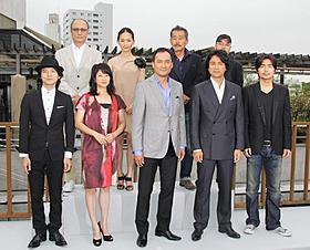 渡辺謙主演「はやぶさ」プロジェクトチームの面々「はやぶさ 遥かなる帰還」