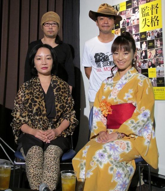 岩井志麻子、日本のAVに太鼓判