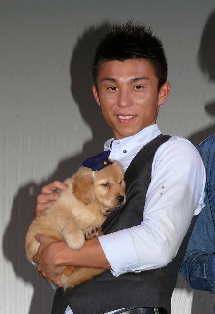中尾明慶、共演犬と再会も「覚えてる素振りない」とがっかり