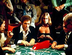 「熱い賭け ザ・ギャンブラー」 ジェームズ・カーンとローレン・ハットン「ディパーテッド」