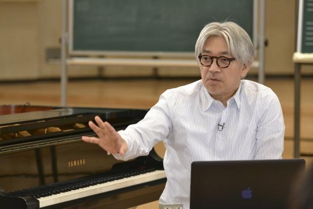 坂本龍一の人気音楽番組「スコラ」シーズン2になって復活
