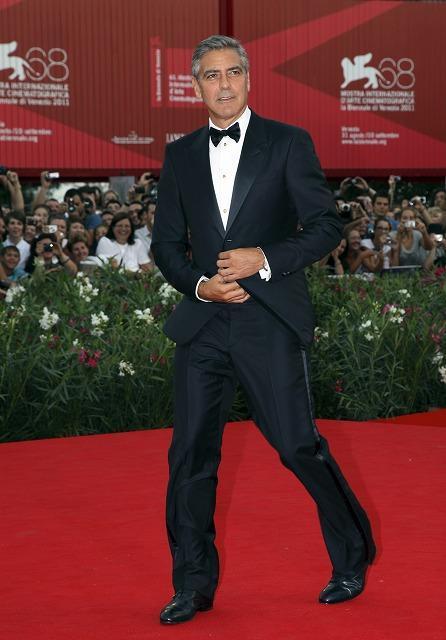 第68回ベネチア国際映画祭、G・クルーニー監督作で開幕!