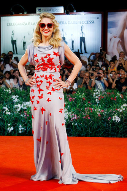 マドンナ、ベネチアを席巻 ポランスキー最新作は高評価獲得