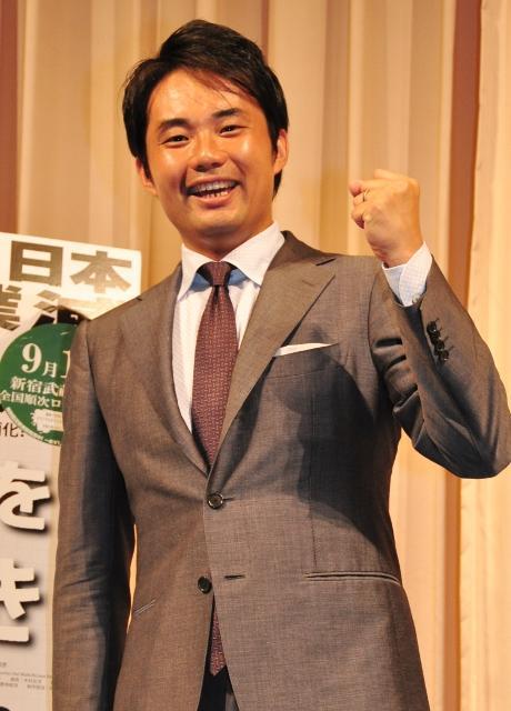 杉村太蔵、野田首相は「ドジョウというよりカバ」