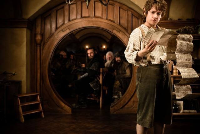 「ホビット」2部作、2年連続の正月公開が決定