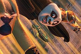 キャスリン・ビグローなんて目じゃない!「カンフー・パンダ」