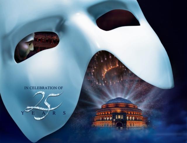 「オペラ座の怪人」ロンドン記念公演の映像を全国の劇場で上映