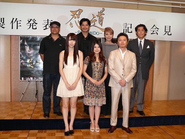 日光江戸村が忍者映画製作、AKB菊地が時代劇に初挑戦!